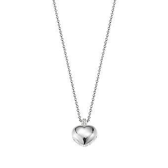 ESPRIT collection ladies chain necklace silver euphoria ELNL92725A420