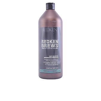 Brasse de Redken Redken Brews menthe shampooing 300 Ml unisexe