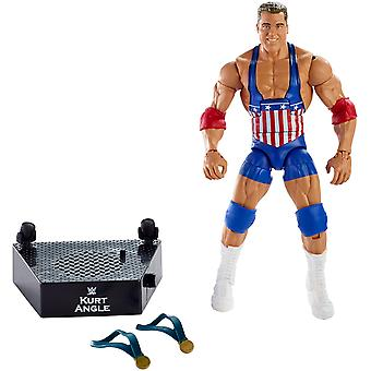 WWE FML09 entrée Greats Kurt Angle Action Figure