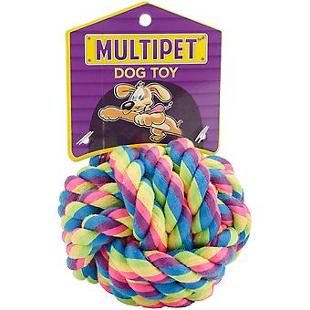 Multipet Nuts For Knots Dog Toy 4