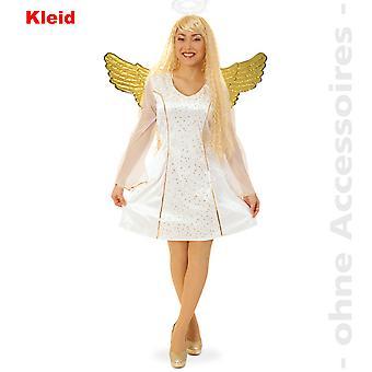 Engel Damenkostüm Engelkleid Sternenkleid Himmelsbotin Damen Kostüm