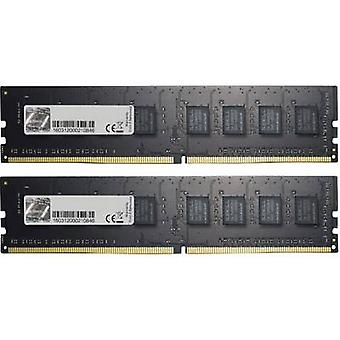 G.Skill PC RAM kit valor F4-2133C15D-16GNT 16 GB 2 x 8 GB DDR4 RAM 2133 MHz CL15-15-15-35