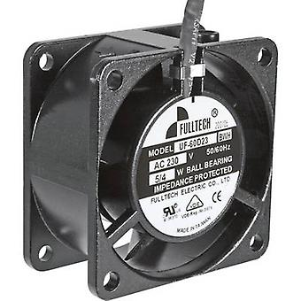 SEPA UF60D23BWH Axial fan 230 V AC 14 m³/h (L x W x H) 60 x 60 x 30 mm