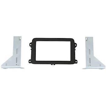 AIV Car stereo double DIN faceplate Volkswagen Golf V, Volkswagen Golf Plus, Volkswagen Passat, Volkswagen Polo, Volkswa
