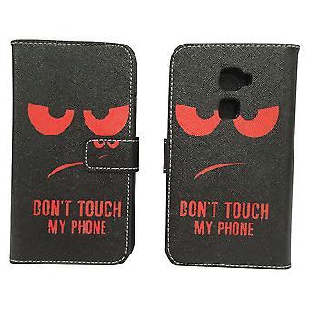 Tocar mi teléfono móvil caso sobres de solapa de S Huawei mate caso de cartera