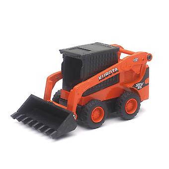 Die-Cast 1:64 Scale, Kubota SSV65 with Pull Back Action