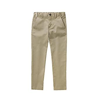 Northshore tracks gabardine Chino pants of the child with the pockets