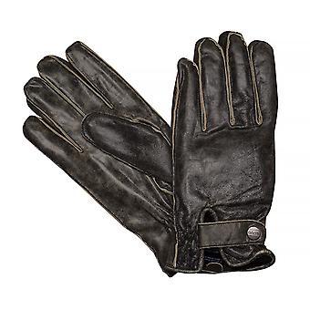 LLOYD Herrenhandschuhe Handschuhe Rindsleder, vintage Schlamm/Grau 7624