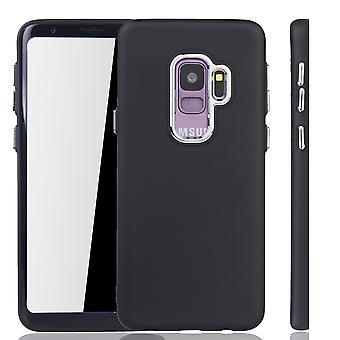 Samsung Galaxy S9 Hülle - Handyhülle für Samsung Galaxy S9 - Handy Case in Schwarz