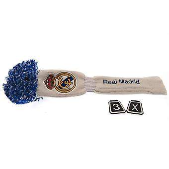 Real Madrid FC officiële Fairway Pompom Headcover