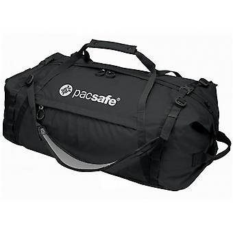 Pacsafe Duffelsafe AT80 Anti Theft Adventure Duffel Bag (Black)