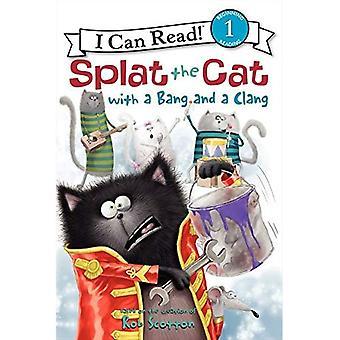 Kot z hukiem i Clang Splat