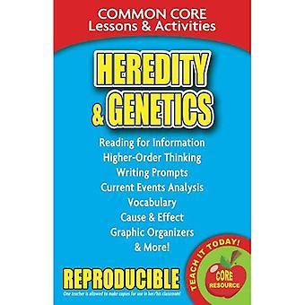 Heredity & Genetics: Common Core Lessons & Activities