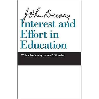 Interest and Effort in Education