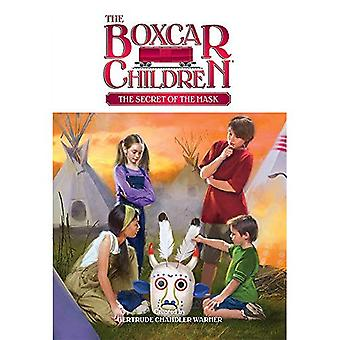 The Secret of the Mask (Boxcar Children)