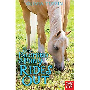 The Palomino Pony Rides Out