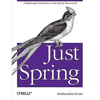 Nur Frühling