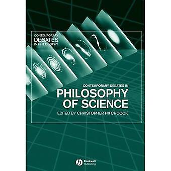 Debates contemporâneos em filosofia da ciência