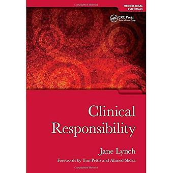 Responsabilidad clínica (Medico-legales esenciales Series)