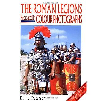 As legiões romanas recriadas em fotografias a cores (Europa Militaria especial)