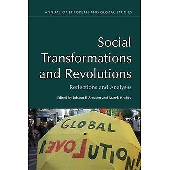 Transformations sociales et révolutions: réflexions et Analyses (annuel d'études européennes et mondiales)