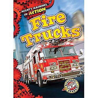 Fire Trucks (Mighty Machines in Action)