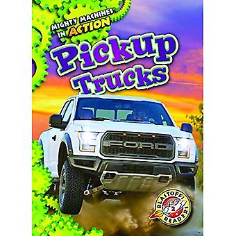 Pickup Trucks (Mighty Machines in Action)