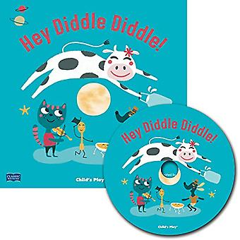 Hey Diddle Diddle (Classic Books with Holes US Soft Cover with CD)