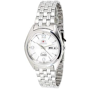 Orient Automatic Unisex analogue watch with stainless steel band FAB0000EW9