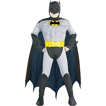 Batman Muscle Costume For Kids