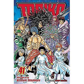 Toriko, Vol. 41: The King's Fight!! (Toriko)