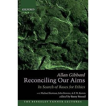 Conciliar os nossos objectivos por Gibbard & Allan