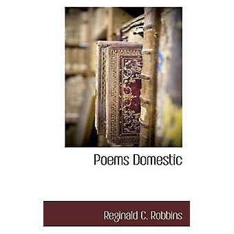 Intérieur de poèmes par Robbins & Reginald C.