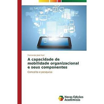 Un capacidade de mobilidade organizacional e seus componentes de Karl Fernando Jos