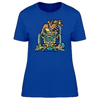 Mayan Waterfall Tee Men's -Image by Shutterstock
