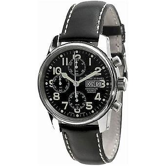 Zeno-watch mens watch classic chronograph-date 6557TVDD-a1