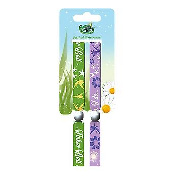 Disney Fairies Festival Wristband Set