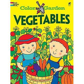 Vegetables by Monica Wellington - 9780486479590 Book