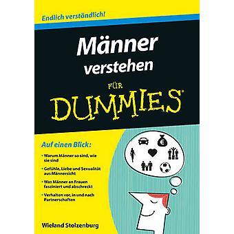 Manner Verstehen Fur Dummies by Wieland Stolzenburg - 9783527711352 B