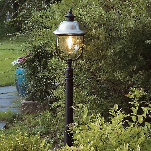 Konstsmide 7424 Parma Mini Garden Lamp Post