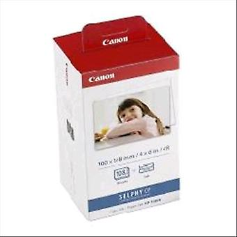 Canon printing kit kp-108in paper + ink 3115b001