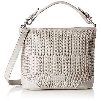 Fritzi aus Preussen Cailin - Women Grey Shoulder Bags (Metal) 16x32x40 cm (B x H T)