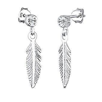 Elli Pendant Women's Earrings in Silver 925