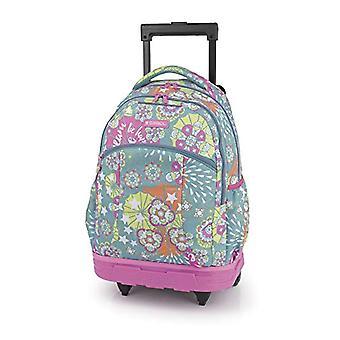 Gabol Mochila Trolley Mint Children's backpack - 38 cm - Blue (Multicolor)