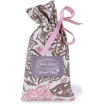 Loved Ones Catnip Sachet-Pink 81017