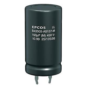 Electrolytic capacitor Snap-in 10 mm 100 µF