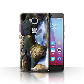 STUFF4 Case/Cover for Huawei Honor 5X/GR5/Rocky Stream/Thailand Scenery