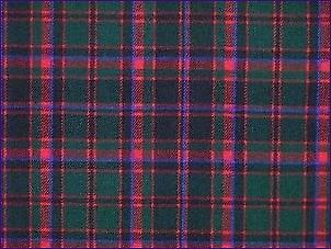 Cumming Hunting, Modern - Pure Wool Tartan