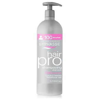 Byphasse Professional Shampoo Smooth End 1000 Ml