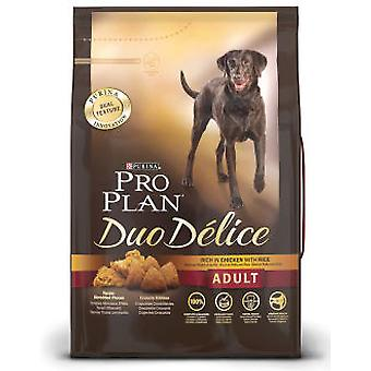 Pro Plan Duo Delice Adult Chicken (Dogs , Dog Food , Dry Food)